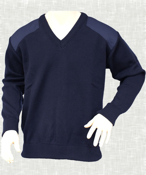 Interlock Wool Jumper | 1005
