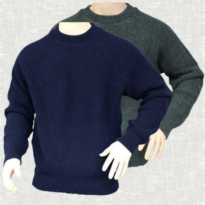 Fisherman's Rib Jumper | 5003