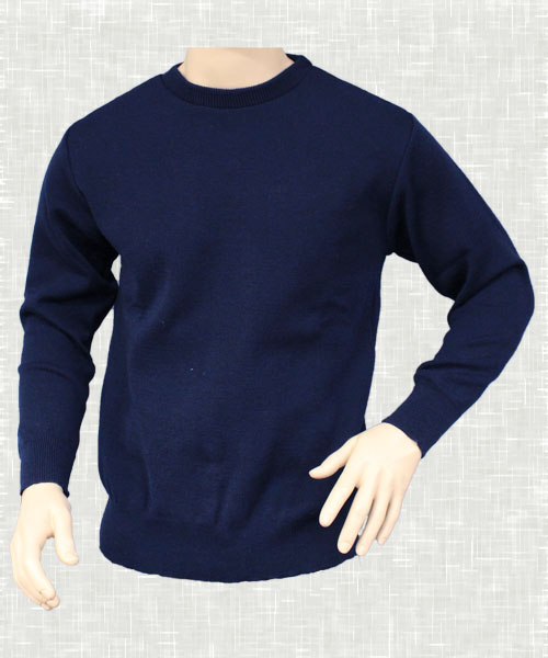 Crew Neck Wool Jumper | C24