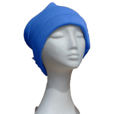 BGB36 Ballarat Gold Pure Wool Fine Knit Beanie in Tahiti Colour