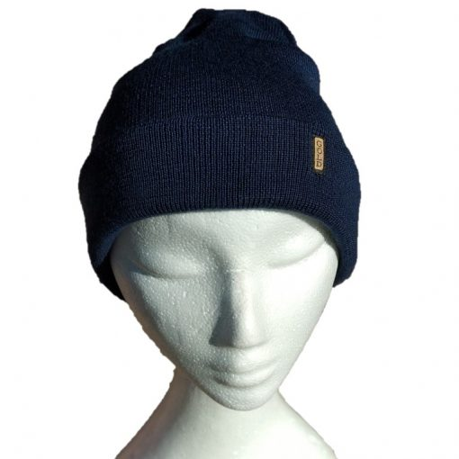 BGB36 Ballarat Gold Pure Wool Fine Knit Beanie in Princeton Colour