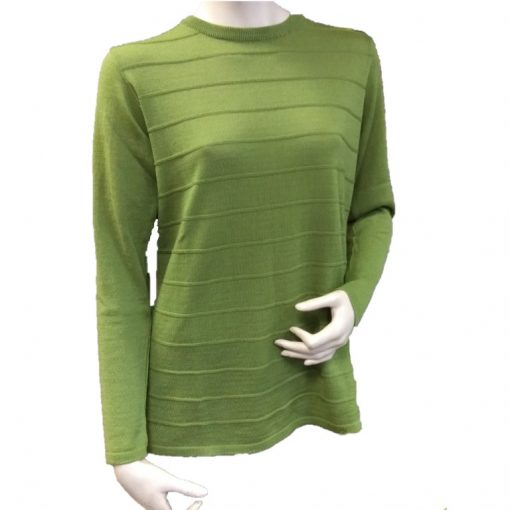 Ava 2020 Jumper in Leaf